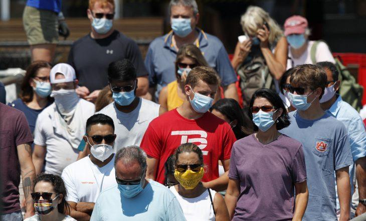 Vala e dytë e pandemisë përfshinë Evropën
