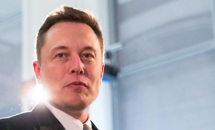 Elon Musk mendon që emri i vajzës së tij X Æ A-12 tingëllon si një password