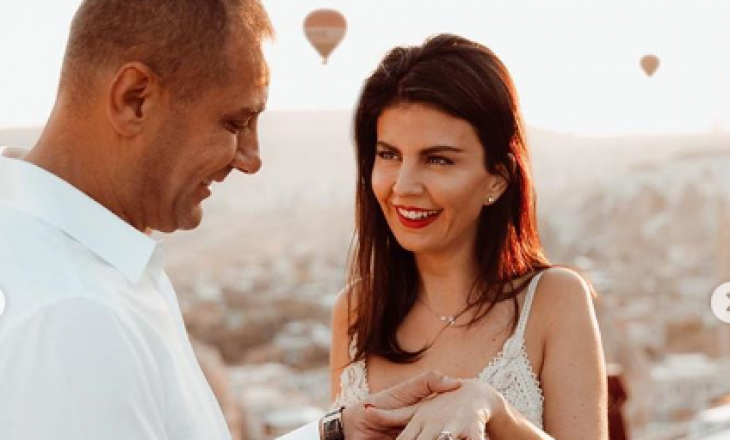 Pas divorcit, Rudina Dembacaj pranon propozim për martesë