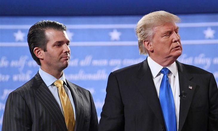 Djali i presidentit Donald Trump ka shpërndarë reagimin e Grenellit kundër Albin Kurtit