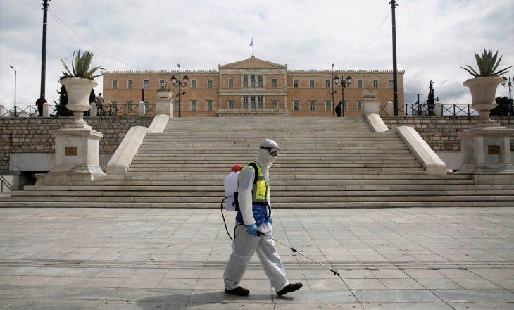 Greqia shënon rekord të infektimeve