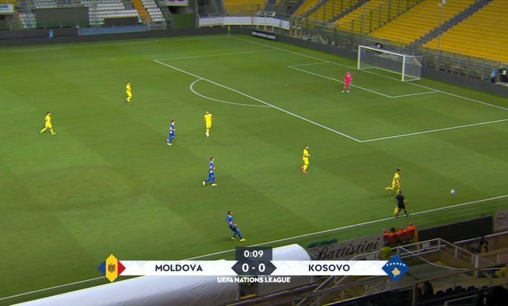 Shënuesi i Moldavisë ndaj Kosovës rezulton me Covid 19, UEFA pritet të vendos për ndeshjen Kosovë – Greqi
