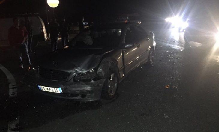 Aksident i rëndë në magjistralen Prishtinë-Pejë, një i vdekur dhe një i lënduar