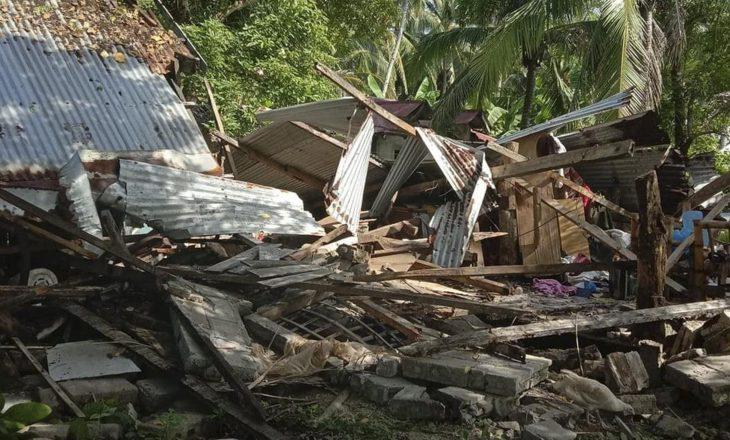 Tërmet në Filipine