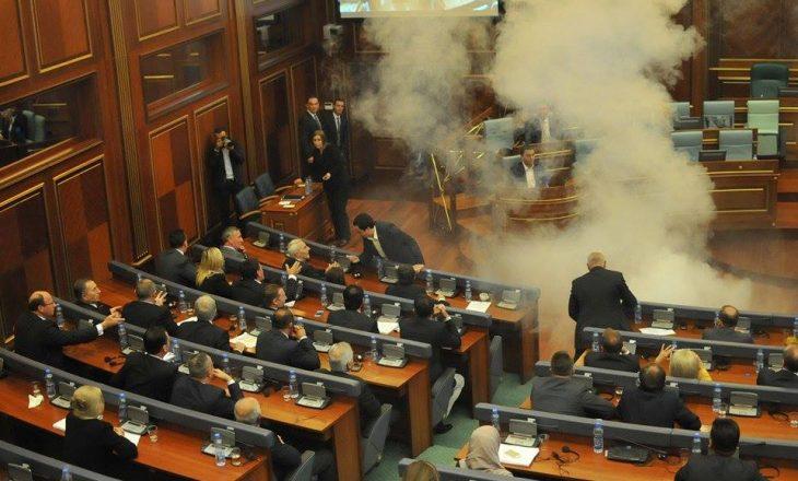 Presidenti Thaçi: Nëse s'do kishim parti që hedhin gaz lotsjellës, sot do ta kishim liberalizimin