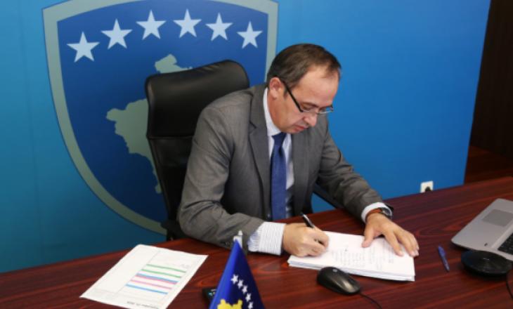 Hoti në takim me ambasadorët e BE'së – ua përsëritë çfarë pret nga dialogu
