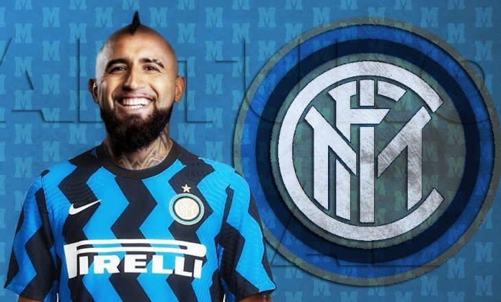 Zyrtare: Vidal është lojtar i Interit