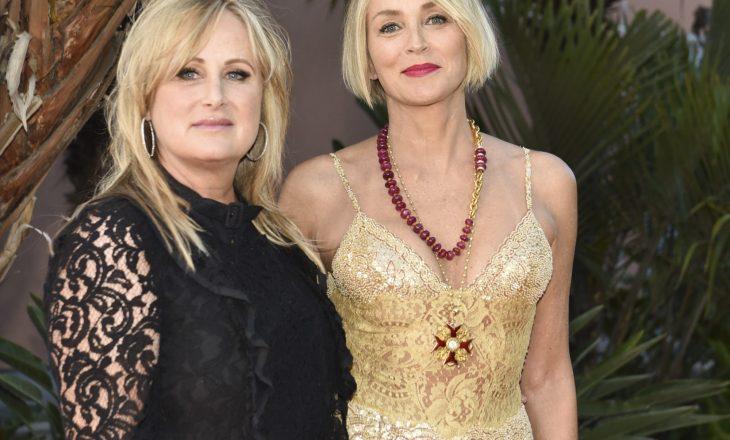Motra e Sharon Stone më në fund teston negative për Coronavirus