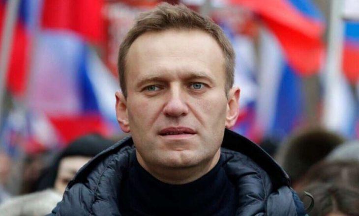 Alexei Navalny është duke e marrë veten dhe tashmë mund të përdorë edhe Instagramin