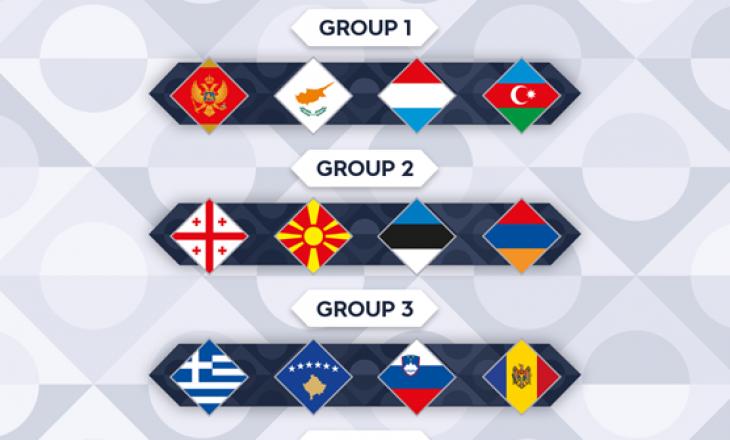 UEFA: Ndeshjet e Ligës së Kombeve mund të vendosen me rezultat zyrtar, ose me short