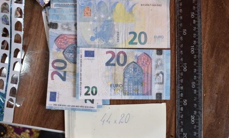 50 mijë euro të falsifikuara dhe gati për treg – policia arreston një person në Prishtinë