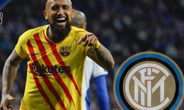 Vidal shumë shpejt tek Interi