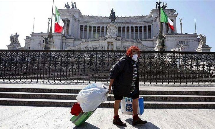 Italia regjistron mbi 12 mijë raste të reja me Coronavirus brenda 24 orëve
