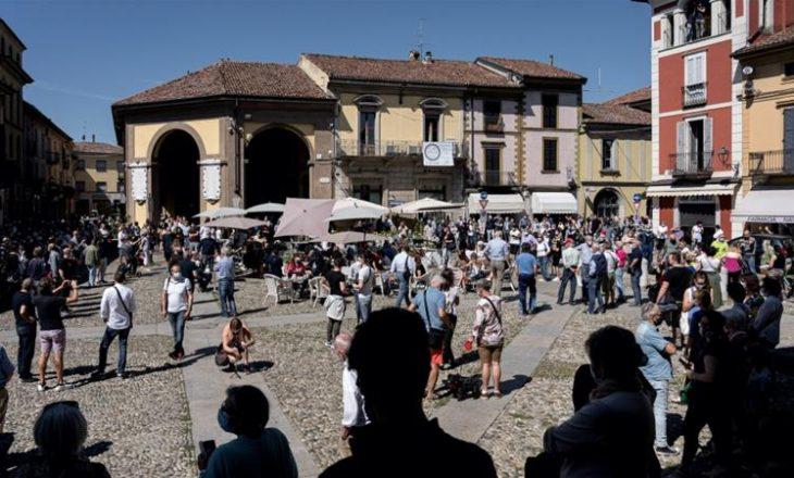 Në Itali shënohen 20 viktima nga Covid-19 në 24 orët e fundit