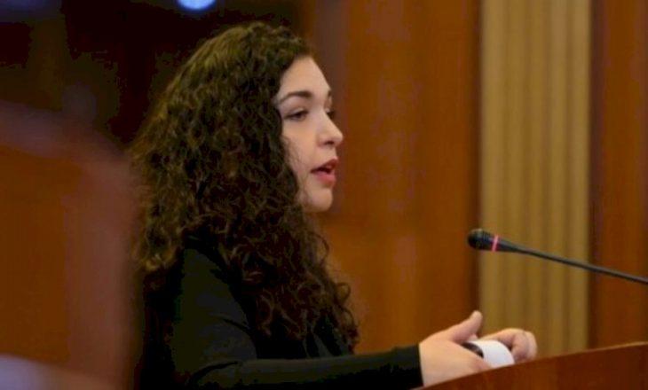 Osmani dhe ambasadori kanadez flasin për zhvillimet e fundit në dialogun Kosovë-Serbi