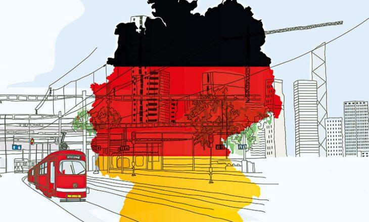 Rritet industria gjermane, por jo aq sa pritej