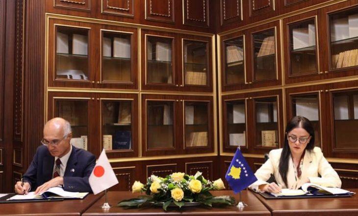 Japonia donacion mbi 800.000 euro Kosovës për ta luftuar Coronavirusin