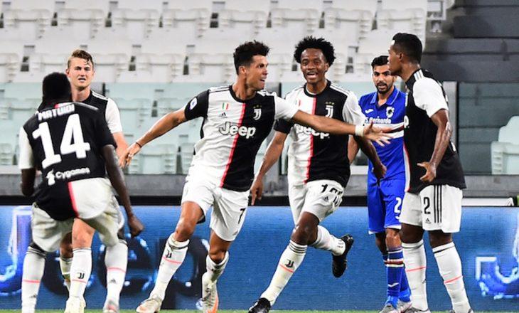Juventus fillon mbrojtjen e titullit me fitore