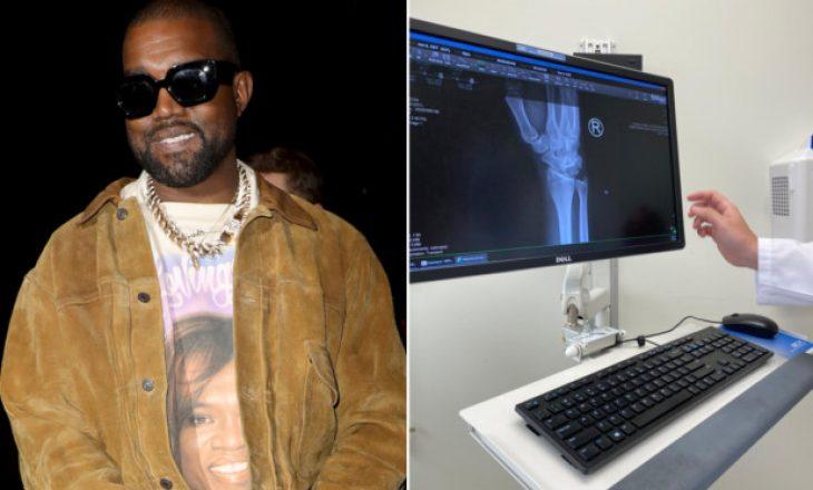 Kanye West shkruan në Twitter që është duke marrë injeksione me steroid për shkak të përdorimit të telefonit