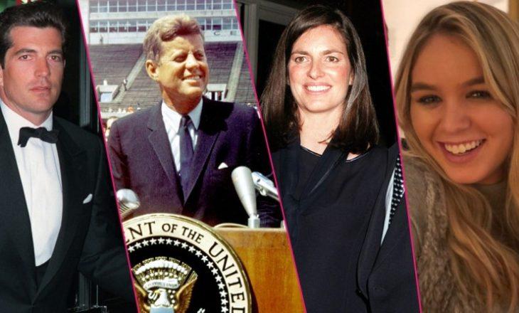 Atentatet, rrëzimet e avionëve dhe mbidozat: Brenda tragjedisë së familjes Kennedy