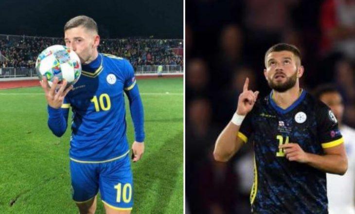 Zeneli dhe Berisha ftohen nga Reims për ndeshjen e Ligës së Evropës