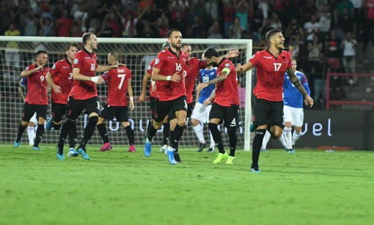 Dy miqësoret e ardhshme të kombëtares shqiptare