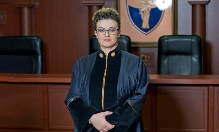 Kryetarja e Gjykatës Kushtetuese infektohet me Covid-19
