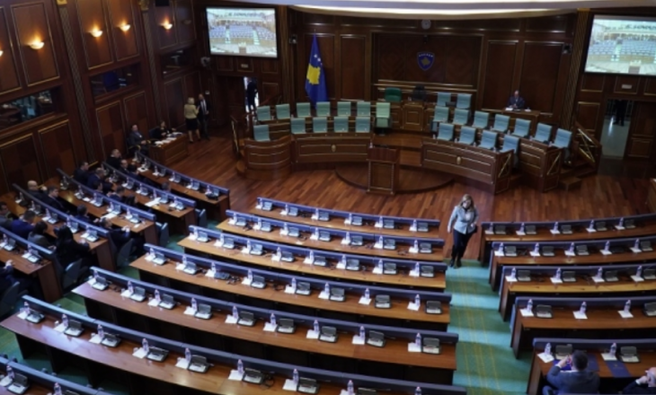 Kuvendi nuk miraton rezolutën nga raportimi i Hotit për dialogun Kosovë-Serbi