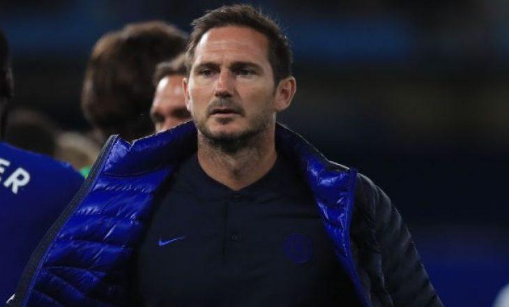 Markato e shpresëdhënëse e Chelsea, Lampard ka në dispozicion shumë lojtarë