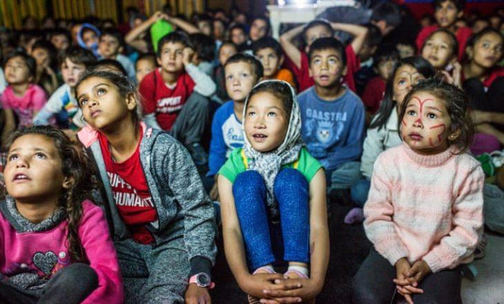 10 vende evropiane do të strehojnë 400 jetimë të kampit të refugjatëve Moria