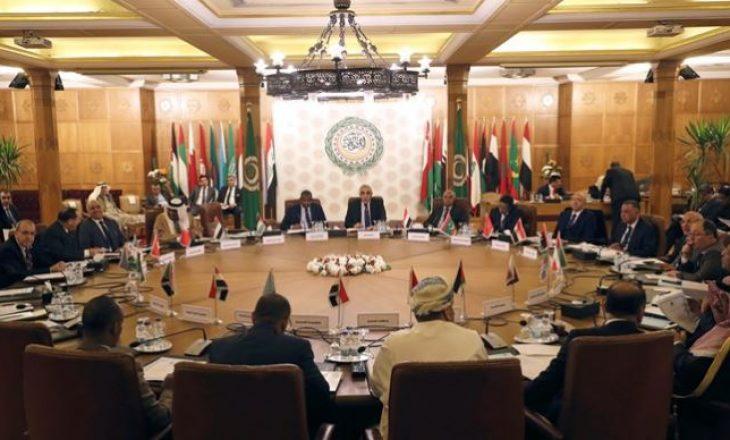 Liga Arabe dënon vendimin e Kosovës dhe Serbisë për të hapur Ambasadë në Jerusalem