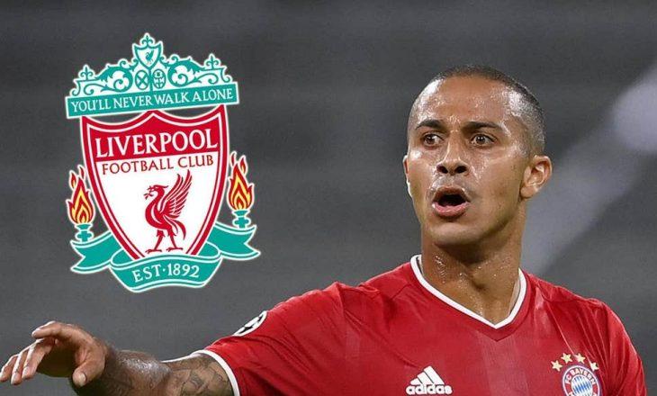 Liverpool pranon t'i paguajë 22 milionë € Bayernit për Alcantaran