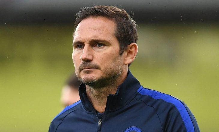 Lampard: Duhet të jemi sa më lart