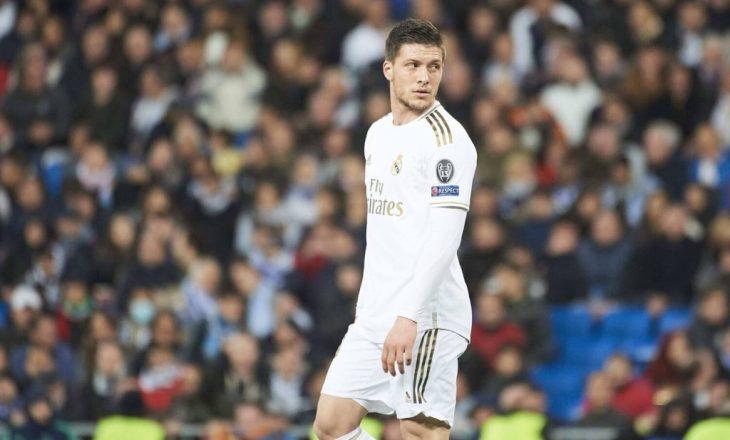 "Zidane ""stopon"" transferimin e Mayoral te Roma, i ofron Jovic"