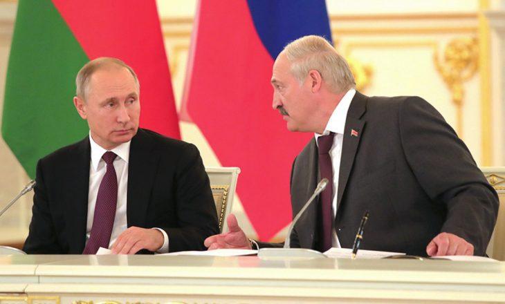 Rusia: është në kundërshtim me ligjin ndërkombëtar, mosnjohja e Lukashenkos nga anëtarët e BE-së