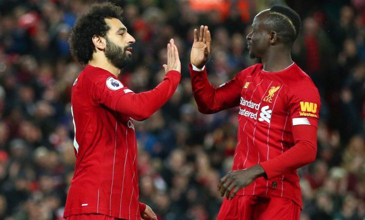 """""""Mane apo Salah s'do ta zëvendësojnë Messi-n në Barcelonë"""""""