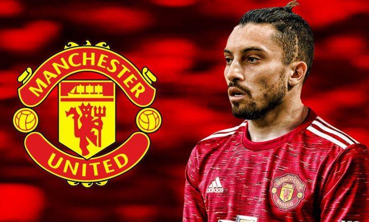 Manchester United arrin marrëveshje me Alex Telles
