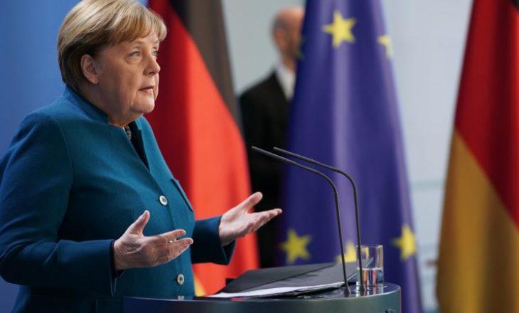 Merkel kërkon nga 16 landet gjermane masa më të ashpra kundër pandemisë