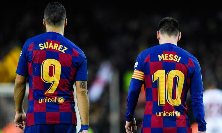 """Messi fajëson Barcelonën për largimin e Suarez: """"Ti s'e meritove të hidheshe ashtu"""""""