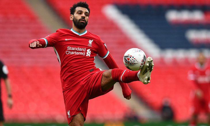Me vështirësi të mëdha, por Liverpool fiton ndaj Leeds