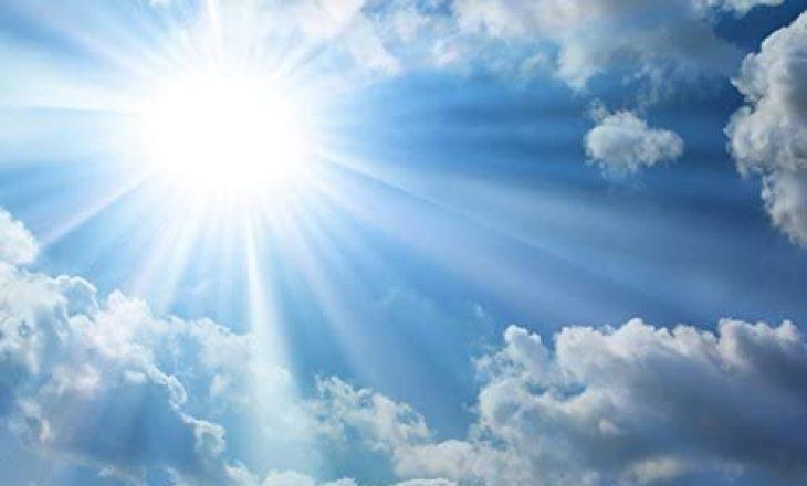 Të mërkurën mot me diell