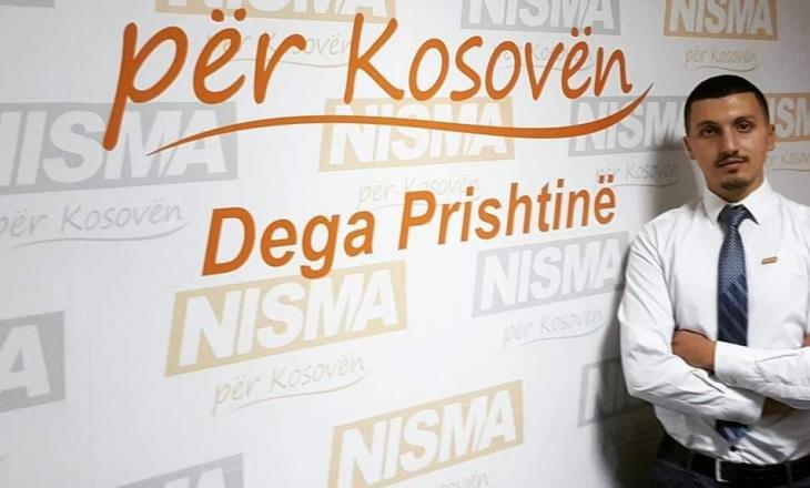 Vdes në moshë të re anëtari i Nismës Socialdemokrate