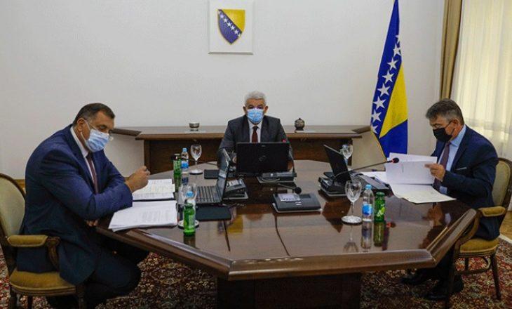 Bosnja e Hercegovina nuk e njeh Kosovën