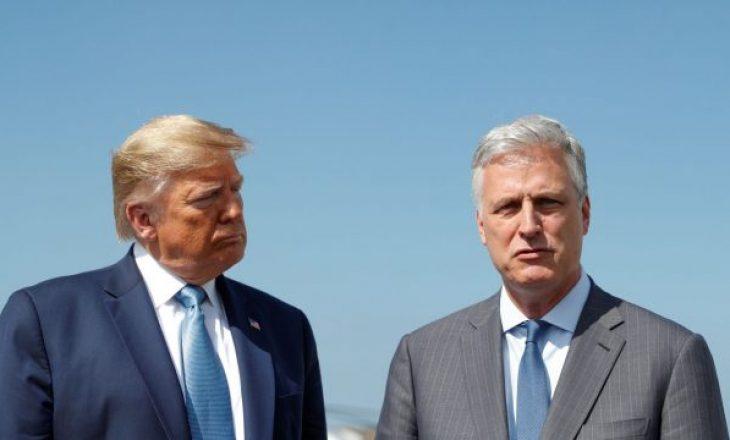 O'Brien: Angazhimi i Hotit dhe Vuçiqit në dialog sjell përfitime për Kosovën e Serbinë