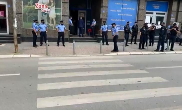 Nushi: Policia nuk duhet të luajë rolin e sigurimit privat të EULEX-it