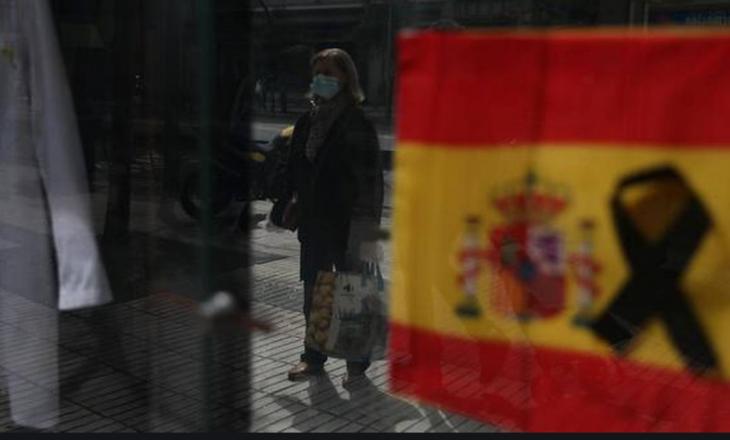 Spanja po rrezikohet përsëri nga Coronavirusi