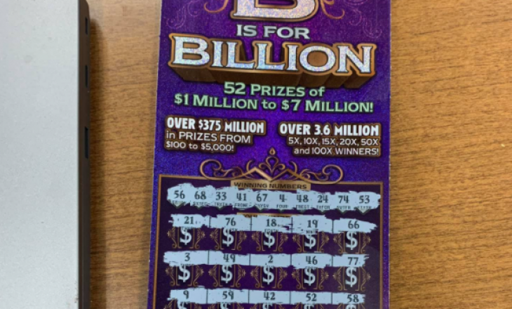 Forcat e rendit e njoftojnë në Facebook: Për personin që iku, ktheu e merre tiketën e lotarisë se ke fituar