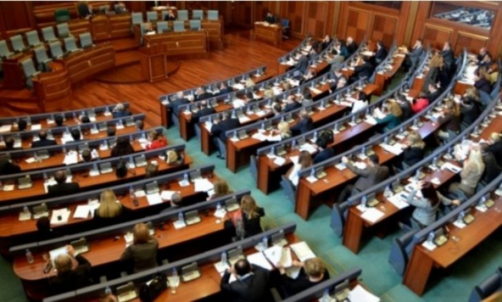 Nesër deputetët kthehen në Kuvend, në rend dite projektiligji për Rimëkëmbje Ekonomike
