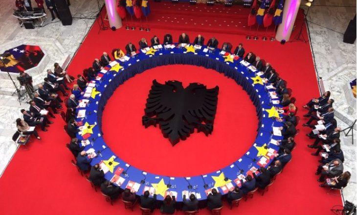 Sot mbledhja e përbashkët e dy qeverive Shqipëri-Kosovë