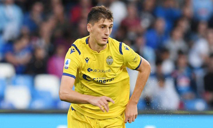 Roma rrëmben talentin shqiptar të Serie A